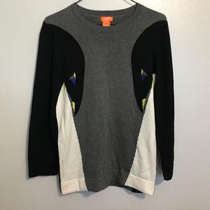 Joe Fresh Penguin Sweater size Med